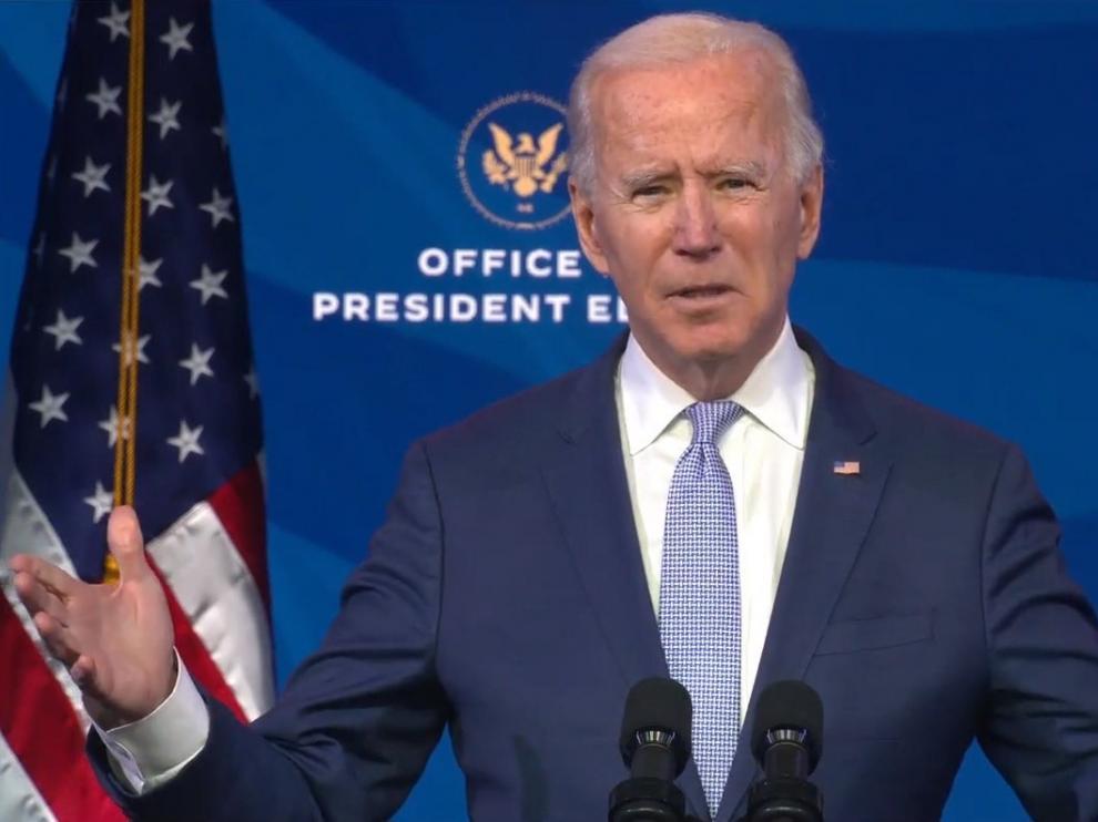 El Congreso de EE.UU. ratifica a Joe Biden como presidente electo
