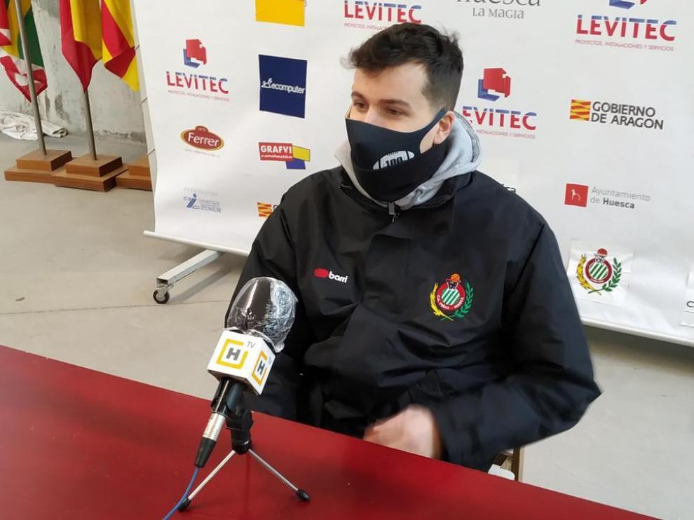 El Levitec Huesca necesita un triunfo contra el Canoe