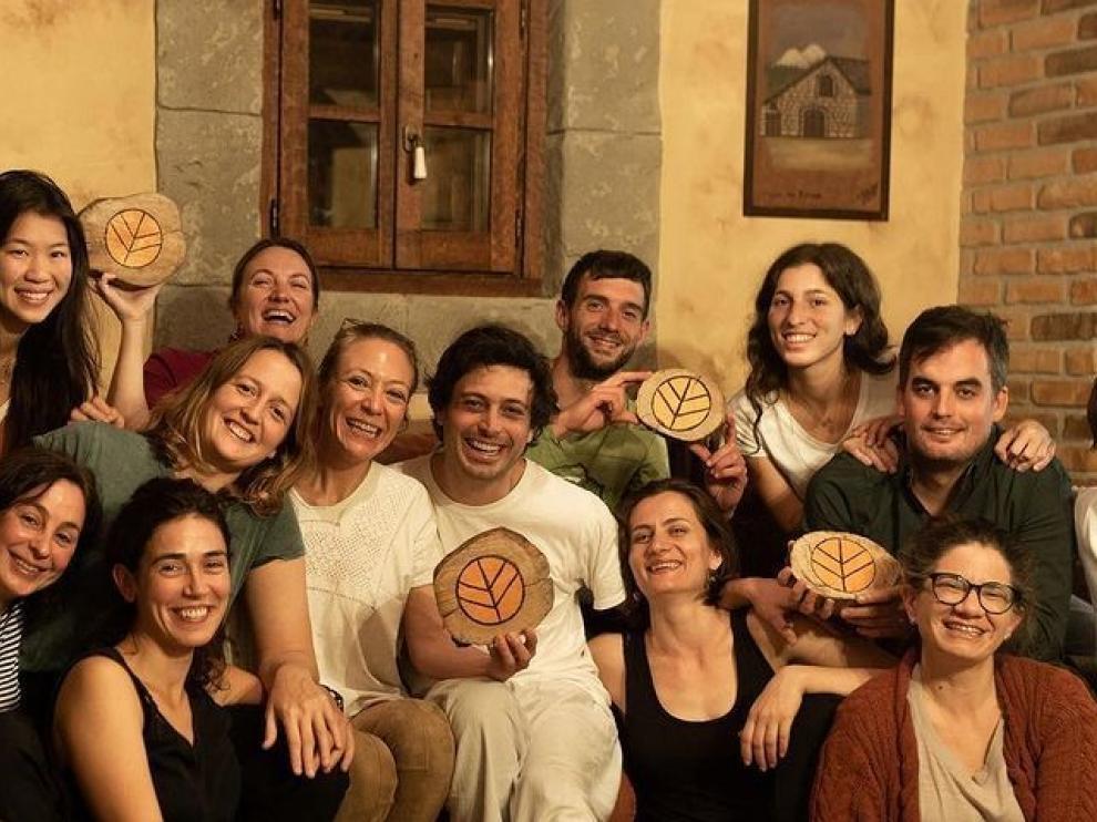 """""""Artieda guifi"""", la red social de jóvenes, mayores y teletrabajadores invitados"""