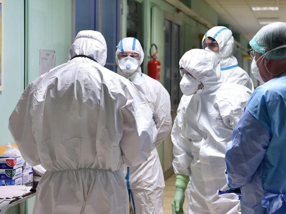 La incidencia acumulada de covid en la provincia de Huesca llega a 223 casos
