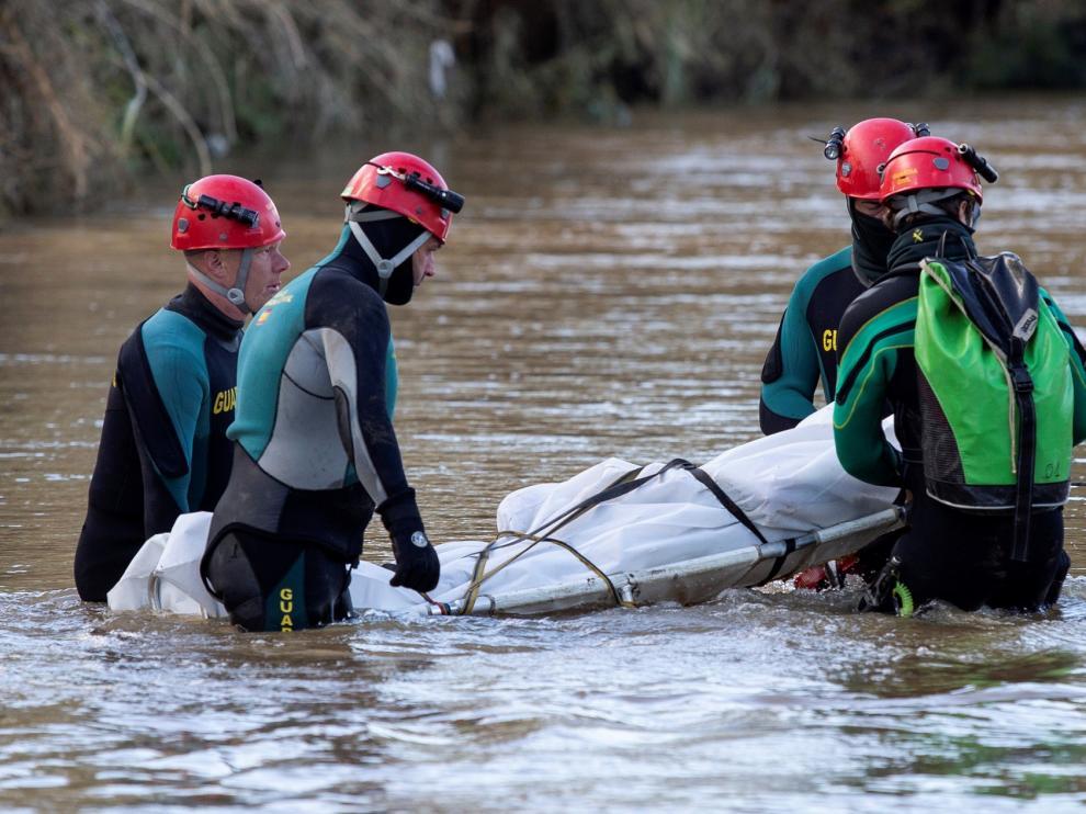 El temporal más intenso de los últimos 50 años deja al menos dos muertos