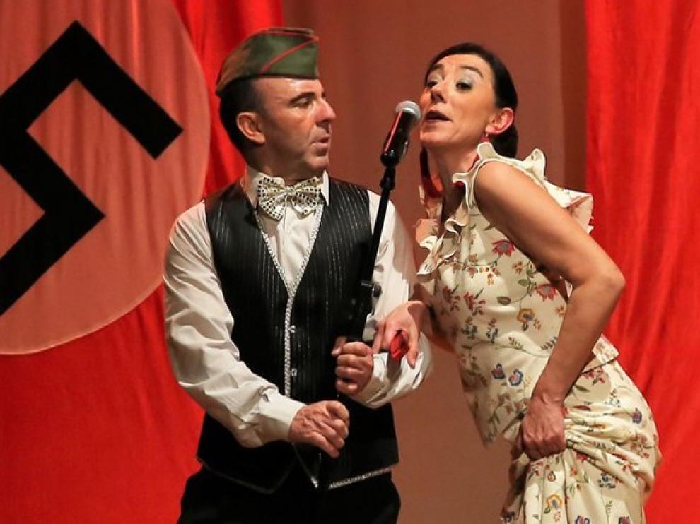 """Diversas Teatro: """"Con """"¡Ay, Carmela!"""" el público se emociona una y otra vez"""""""