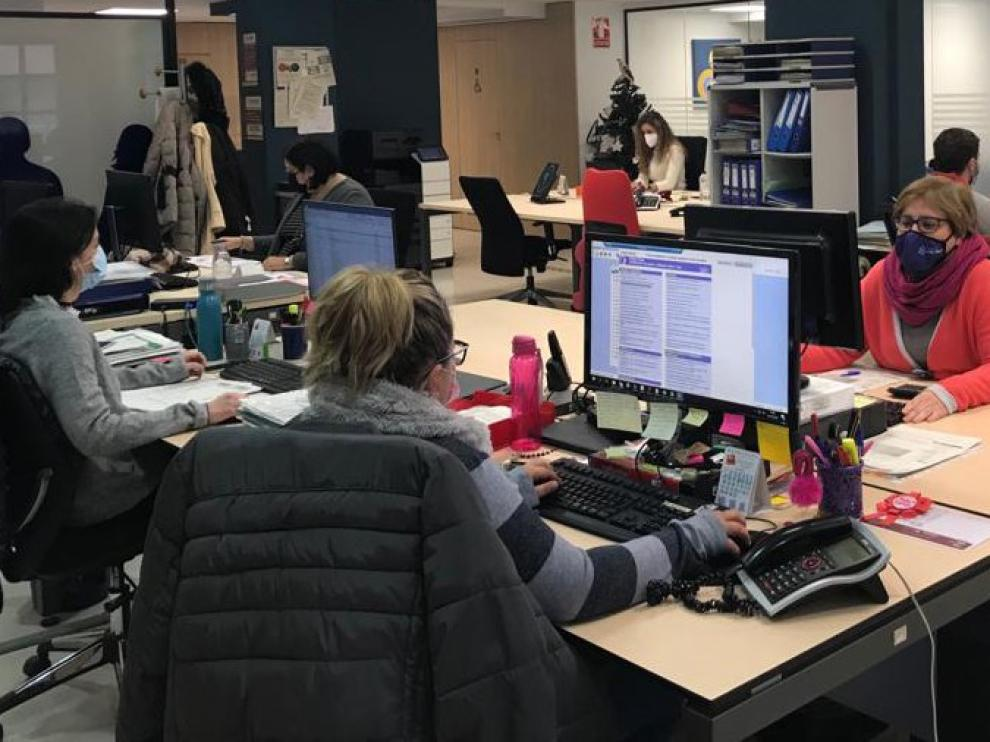 Cierzo Gestión, asesoría integral de Fundación Rey Ardid, ya da servicio en Huesca