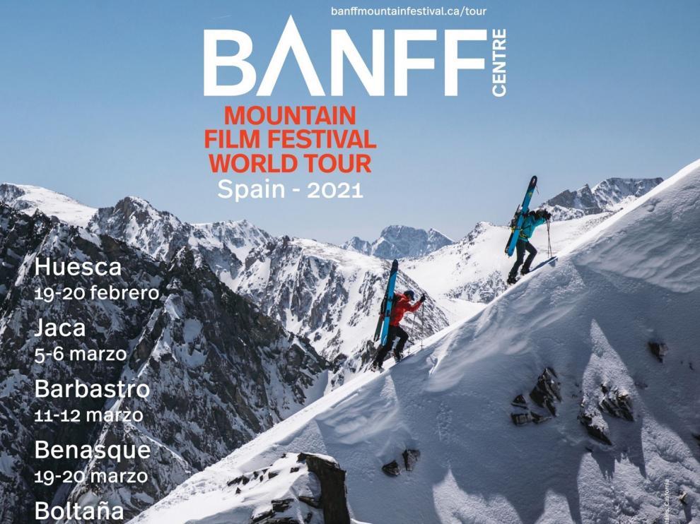 El Tour Mundial del Banff confirma su nueva edición en España