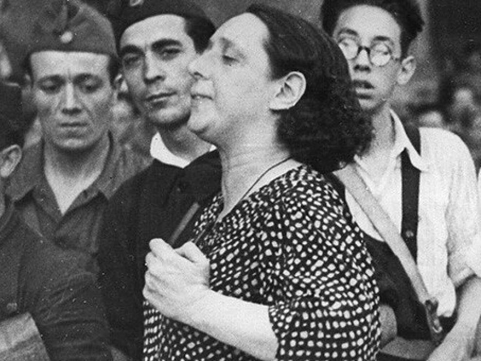 Vox reclama la retirada del nombre de Margarita Nelken del viario público de Zaragoza