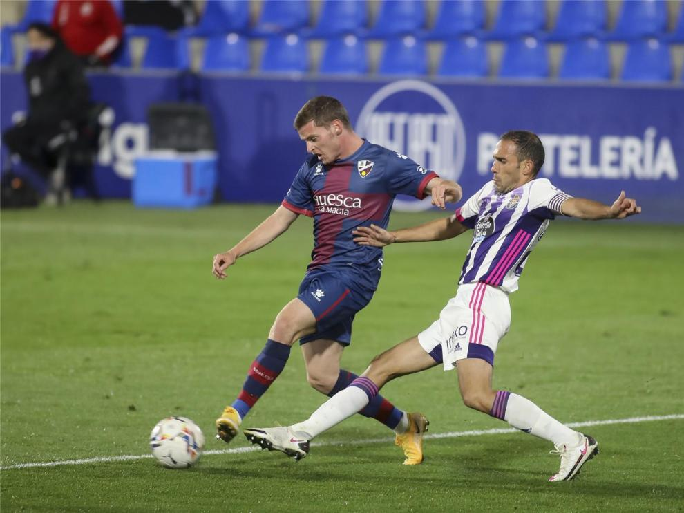 El Huesca ya tiene fecha y hora para su visita al Valladolid