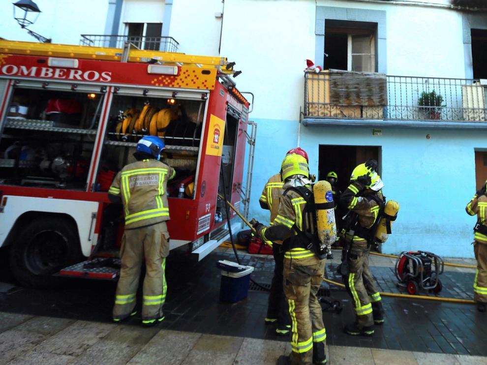 """Manuel López (CSIF): """"Se puso en riesgo la integridad física de los ciudadanos y bomberos"""""""
