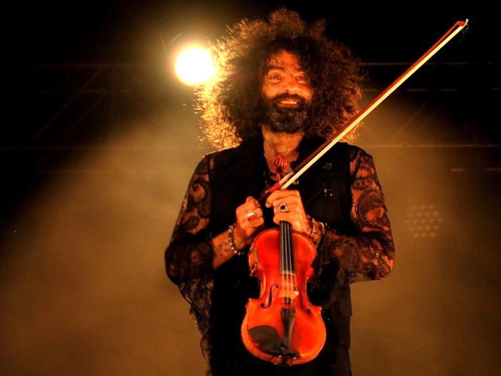 Ara Malikian ofrecerá tres conciertos en Huesca