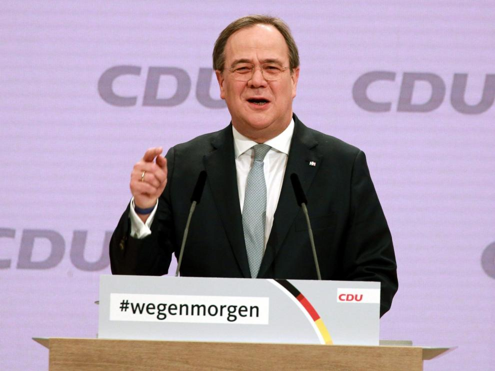 La CDU de Merkel opta por Armin Laschet y evita el giro a la derecha