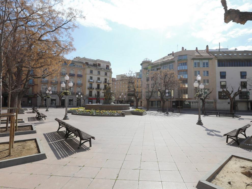 Sindicatos y patronal piden liquidez y ayudas para empresas y trabajadores en Huesca