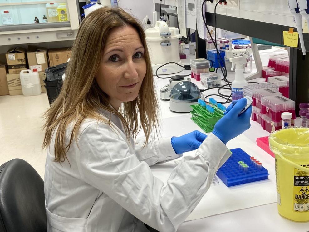 """Ana Pardo-Saganta, investigadora: """"Hacer una ciencia de excelencia como en Boston, aquí es casi imposible"""""""