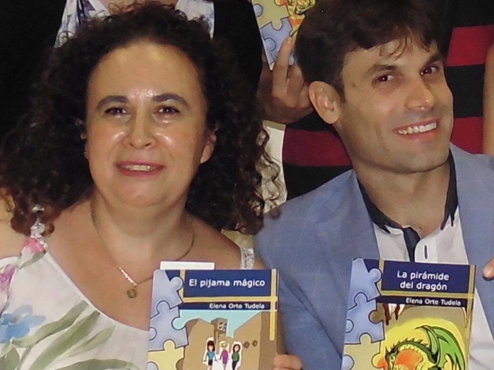 """Elena Orte y Alejandro Navarro: """"La lectura es una fuente única de nuevas experiencias"""""""