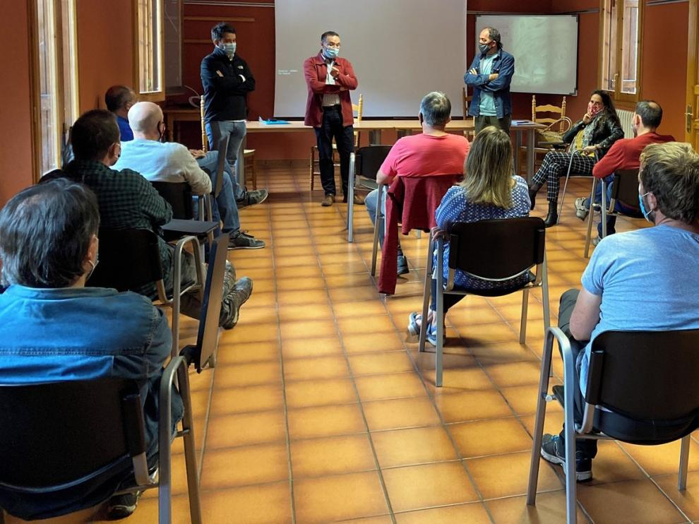 La Escuela de Pastores de San Juan de Plan estudia fórmulas para acreditar su formación