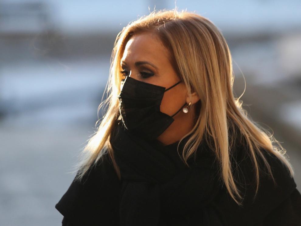 Comienza el juicio por el máster de Cristina Cifuentes