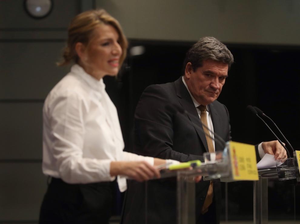El Gobierno sella el acuerdo con los agentes sociales para extender los ERTE