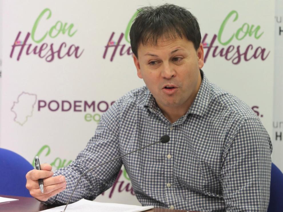 Con Huesca Podemos Equo solicita un plan para eliminar las conducciones de fibrocemento en la red de agua