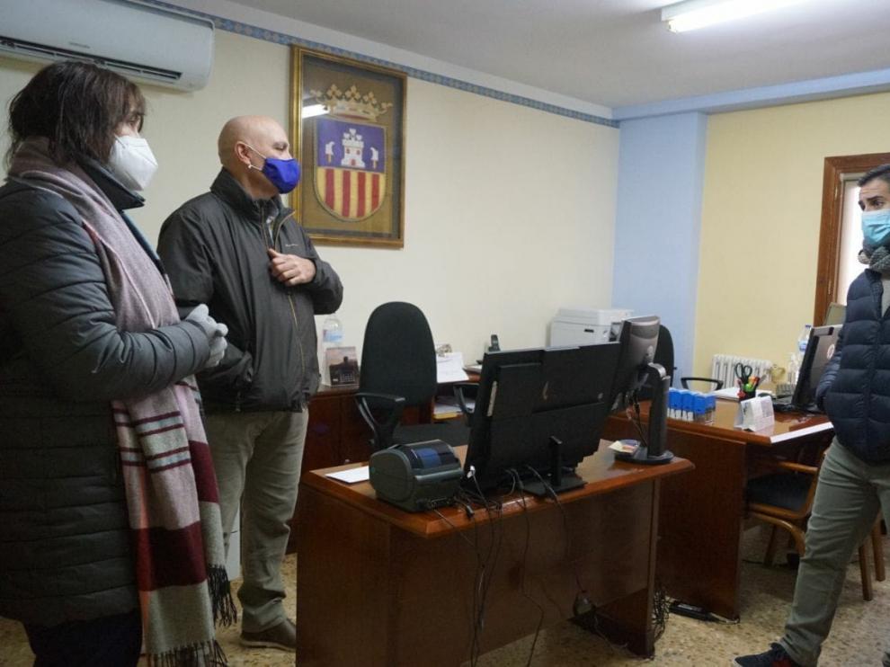 El ayuntamiento de Azlor, a la espera de nuevas subvenciones para la mejora de la localidad