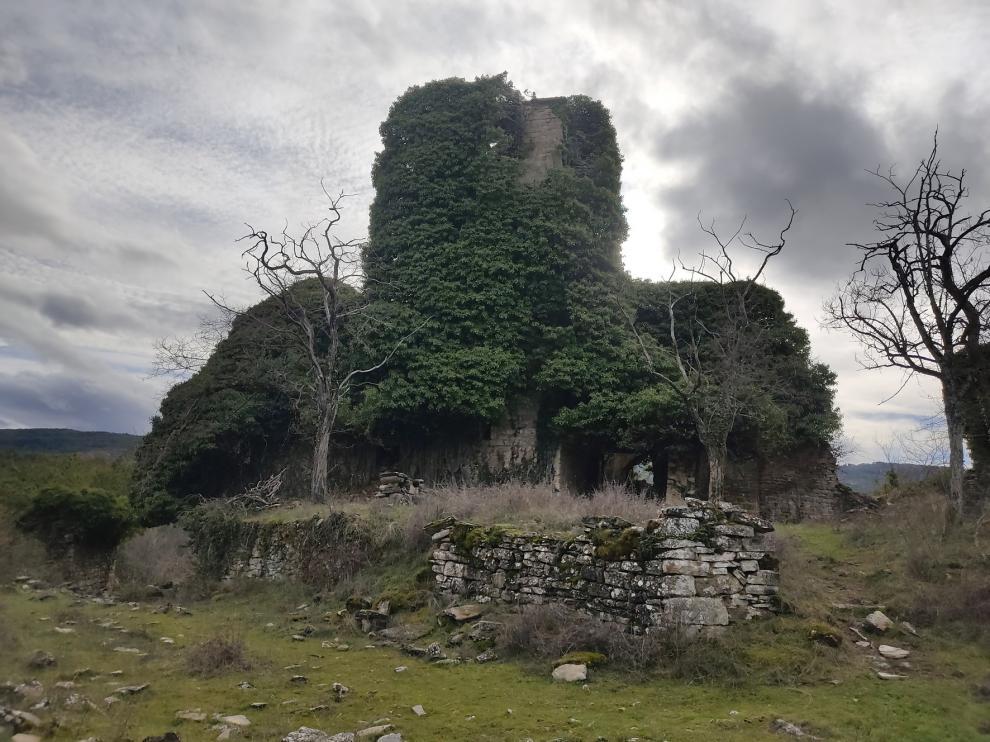 Secorún, historia de la Guarguera