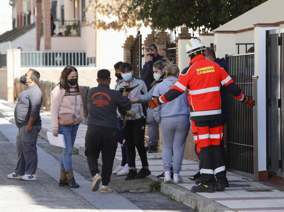 Un terremoto de magnitud 4,4 en Granada con epicentro en Santa Fe deja más de 75 incidencias y un herido