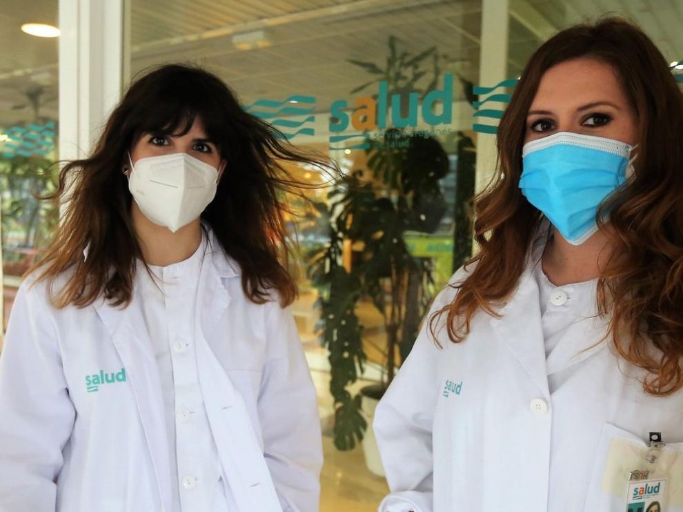 """Bárbara Morer, psicóloga clínica del San Jorge: """"Hay sanitarios con pánico a enfrentarse cada día a la covid"""""""