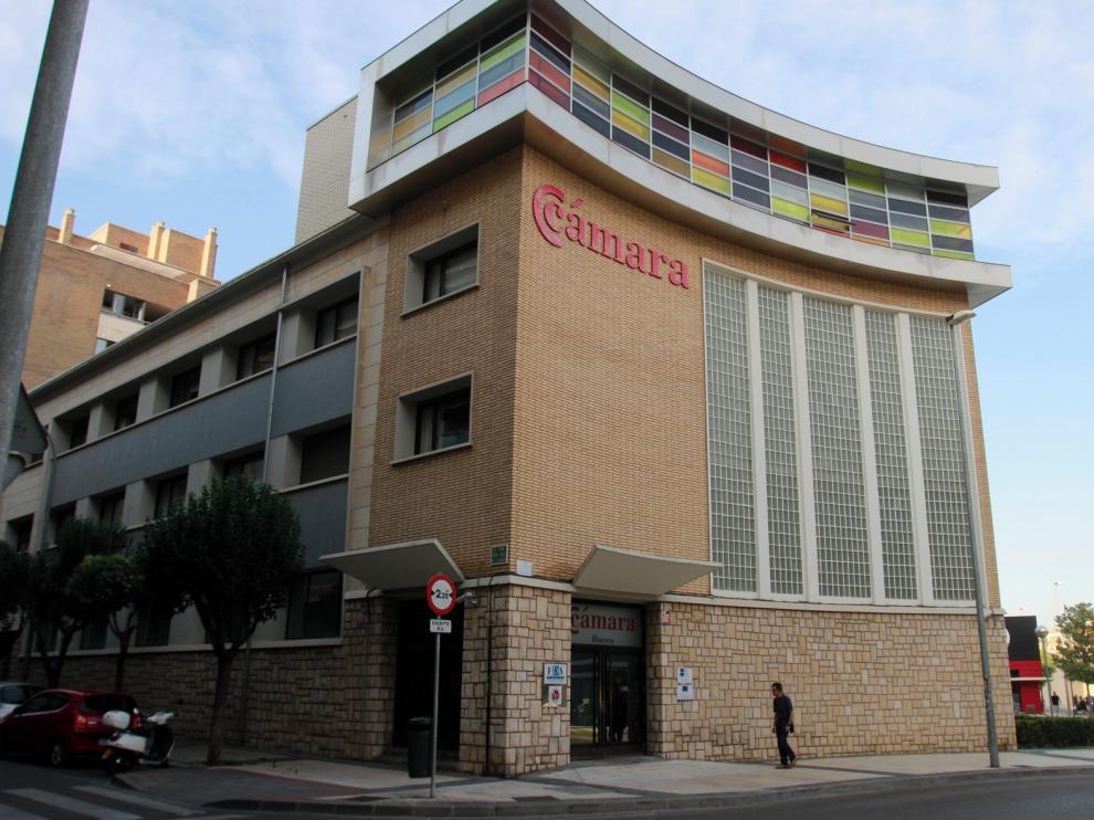 La DGA renueva el convenio con la Cámara de Comercio de Huesca