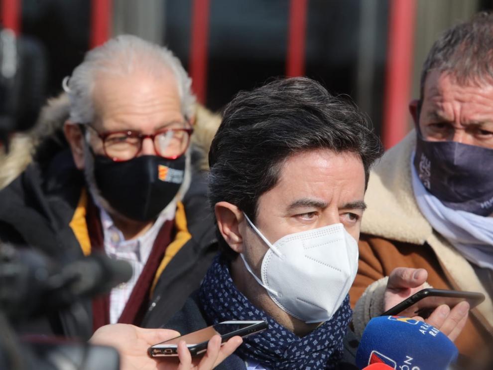 """Luis Felipe: """"El comportamiento de los ciudadanos es ejemplar, y ha hecho que se levante la restricción a la movilidad"""""""