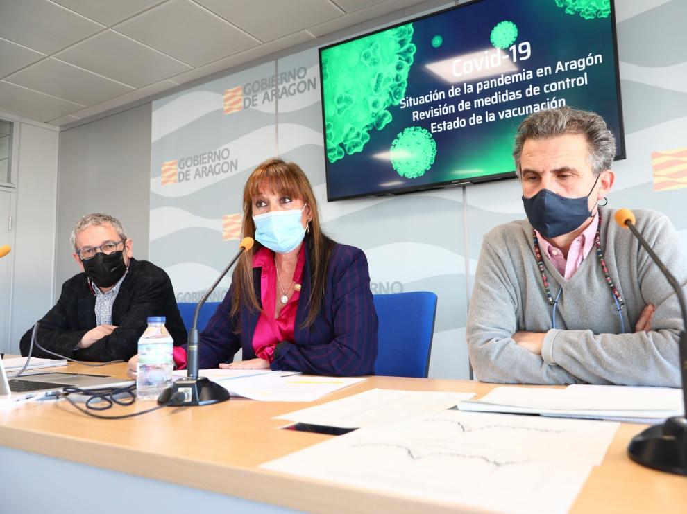 El Gobierno de Aragón abre el confinamiento de Huesca capital