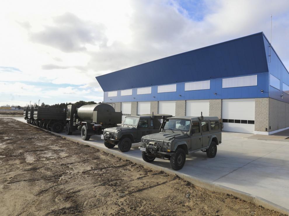 El Ministerio de Defensa oferta 94 plazas en Tropa en la provincia de Huesca
