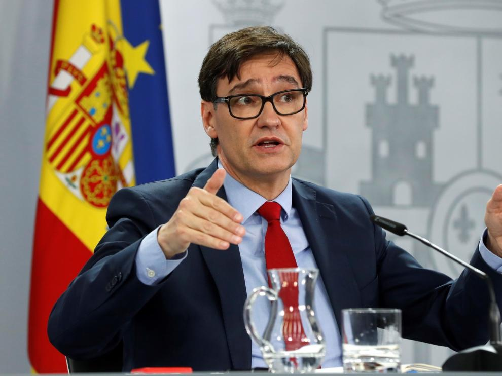 La tercera ola de covid causa estragos en España, avivada por la variante británica