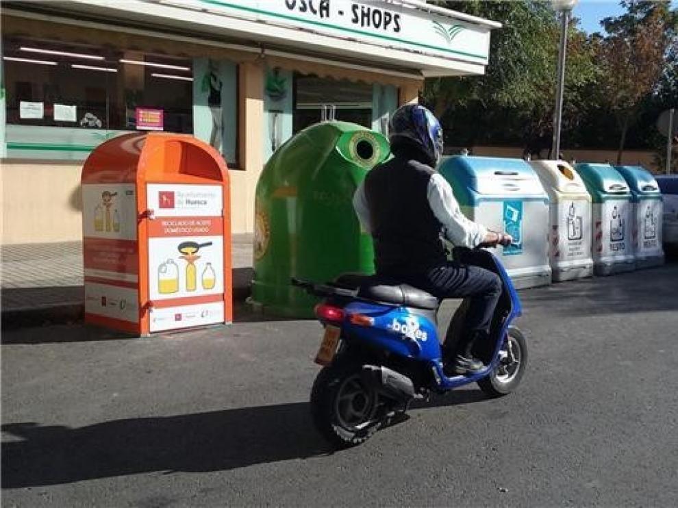 Huesca, entre las ciudades con la tasa de basuras más baja
