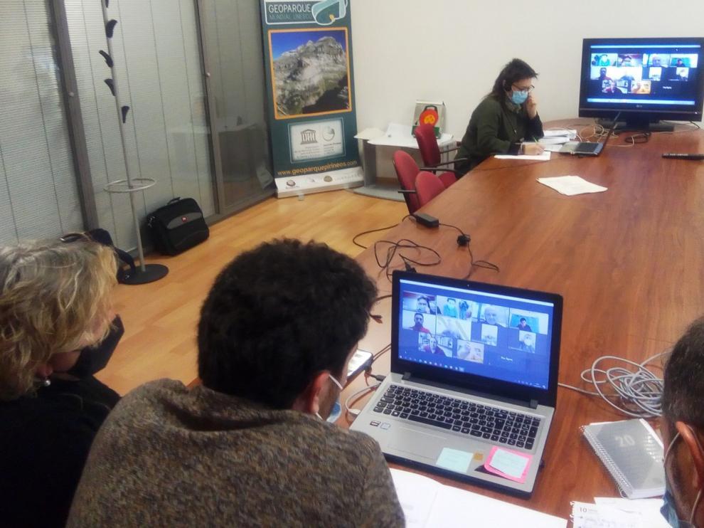 Creada la Mesa de Trabajo SOS Turismo Sobrarbe