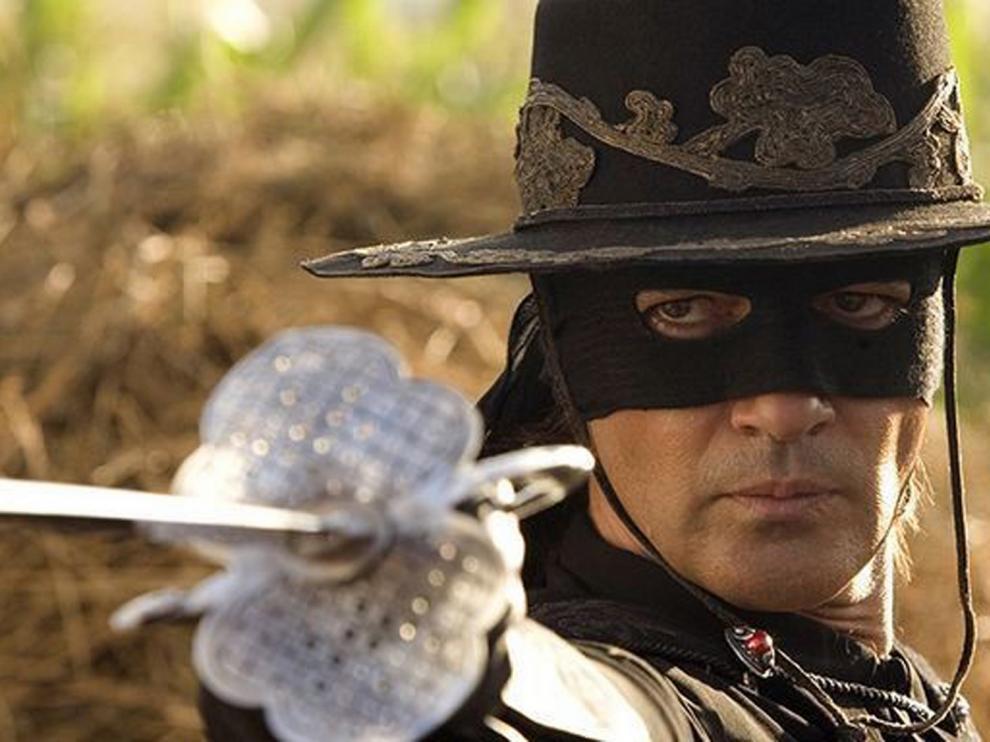 """Secuoya Studios producirá una serie sobre """"El Zorro"""""""