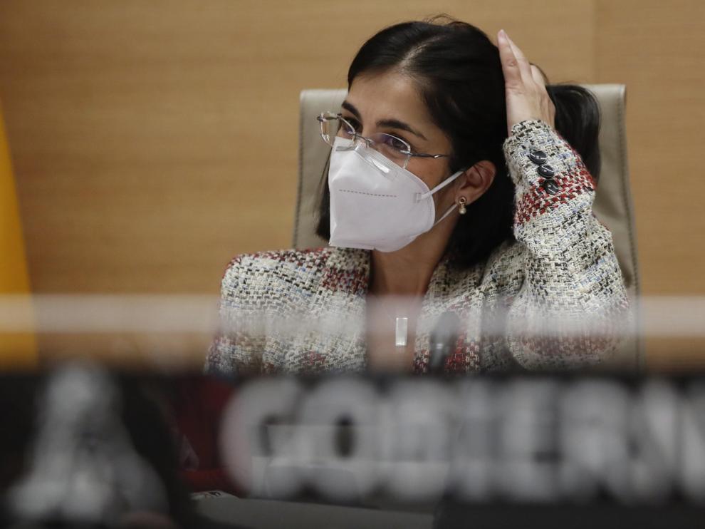 "Se ralentiza la tercera ola en España pero Sanidad avisa de ""semanas duras"""