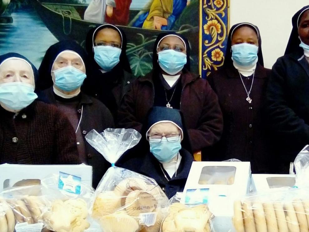 Una misa clausura el 350 aniversario de la llegada de las Clarisas a Barbastro