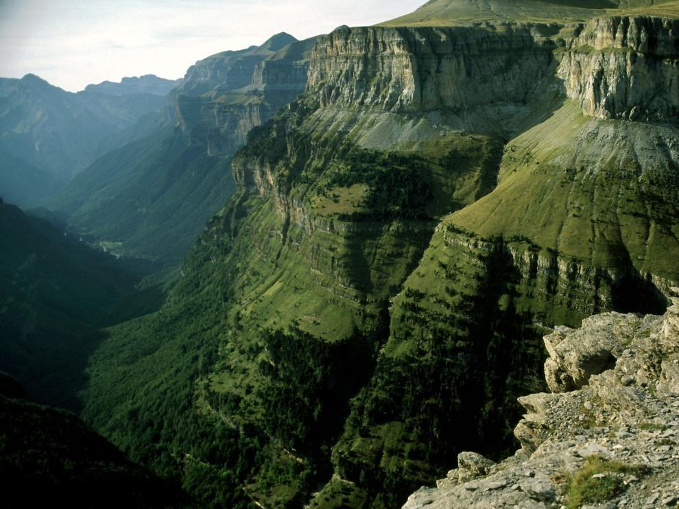 La Reserva Ordesa-Viñamala, incluida en un proyecto de conservación de la UE