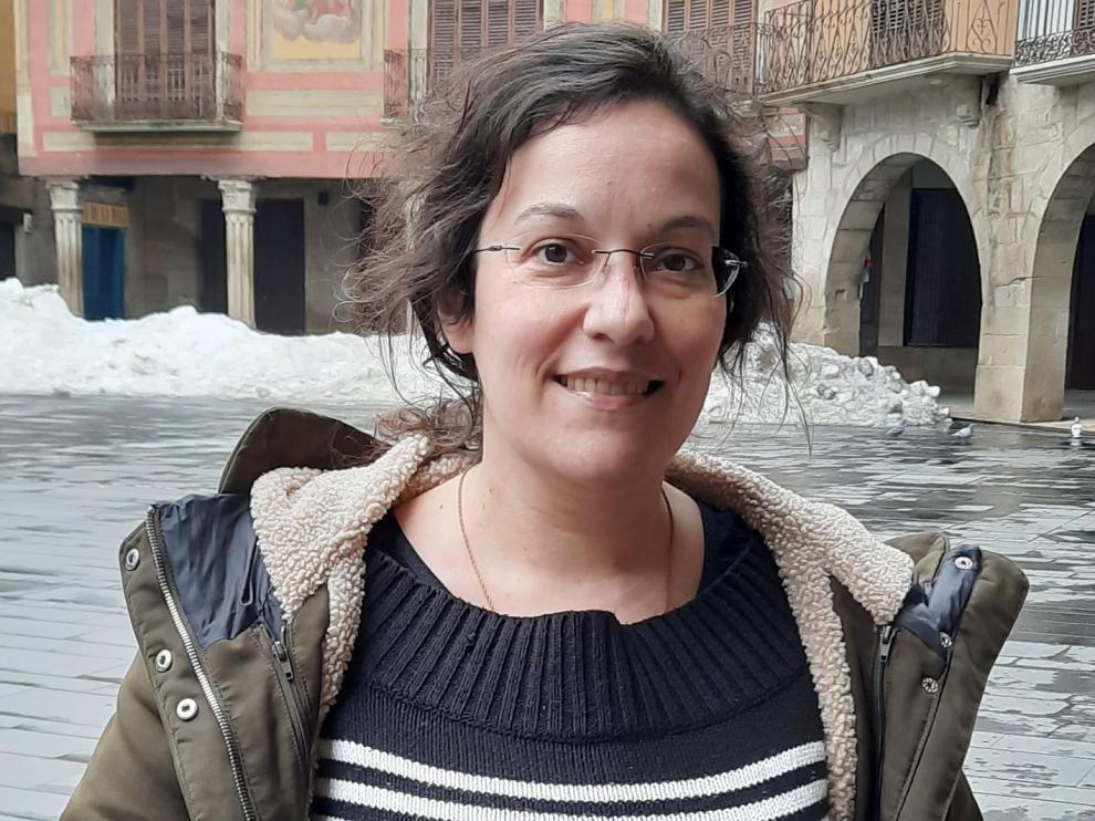 """Noelia Torres: """"Los directores de coro nos estamos convirtiendo en editores de vídeo y audio"""""""