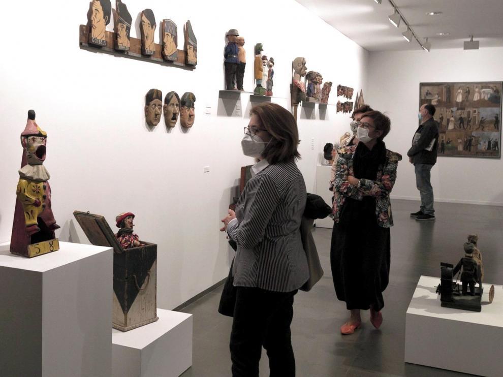 """Últimos días para visitar la exposición """"Arte ingenuo"""" en la DPH"""
