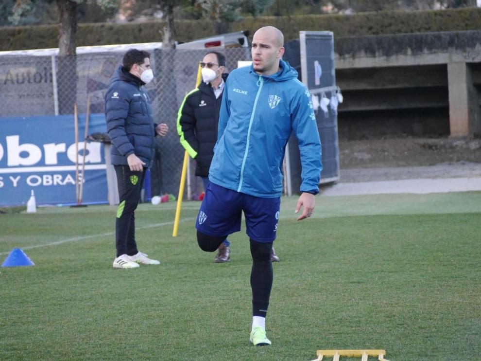 Sandro completa el entrenamiento y apunta al Madrid