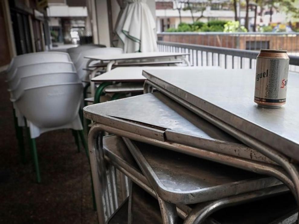 La hostelería cerró el año 2020 con pérdidas de 70.000 millones