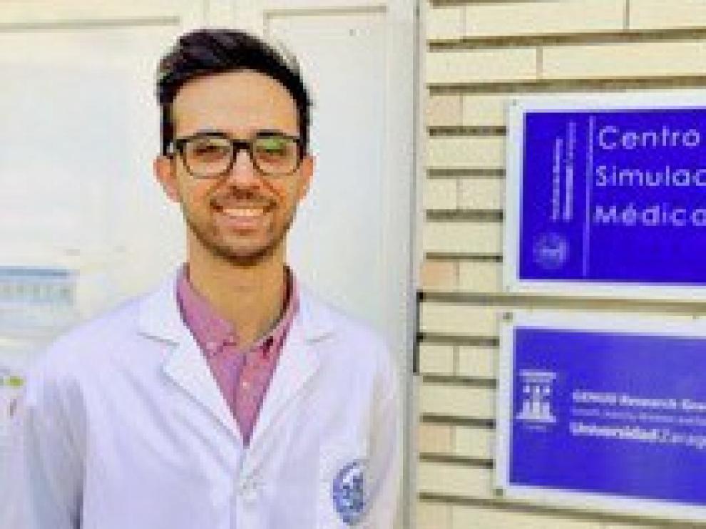 """Miguel Seral Cortés: """"La genética impacta en el aprovechamiento de la dieta mediterránea"""""""
