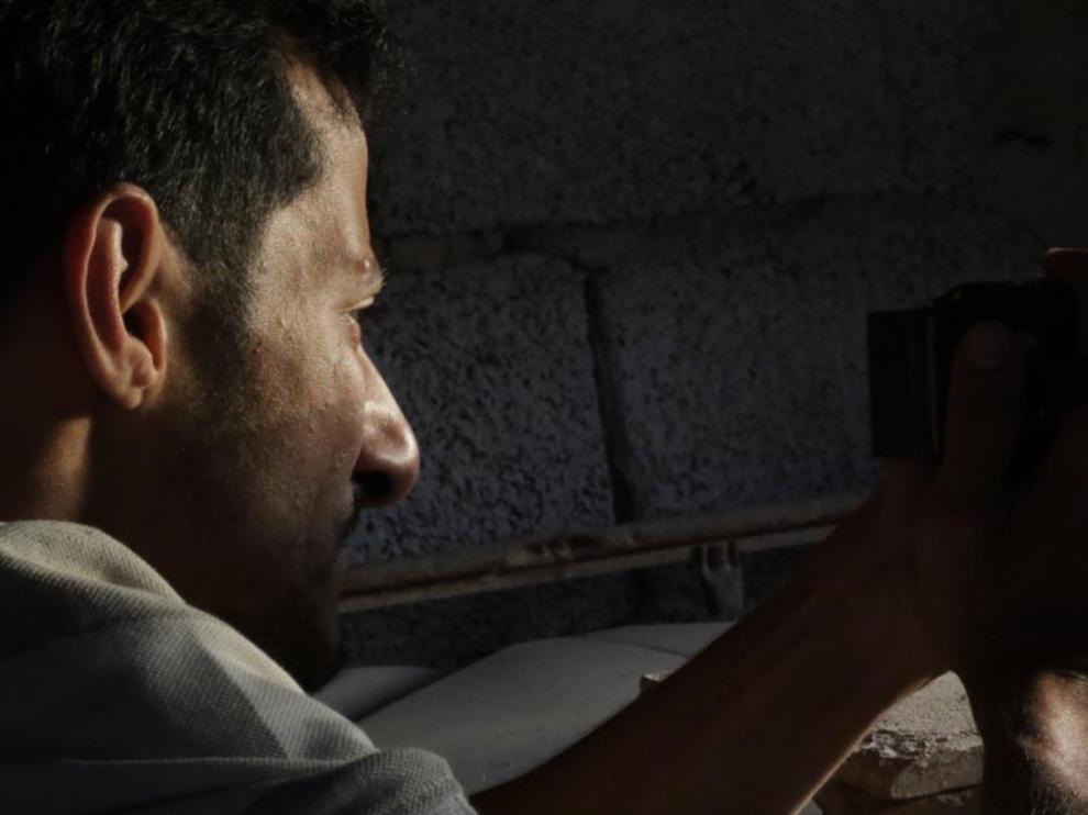 """La exposición """"Sáhara Occidental no es país para periodistas"""" muestra el bloqueo informativo bajo la ocupación marroquí"""