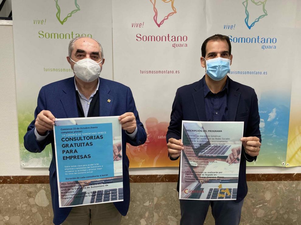 """Balance positivo para las 42 consultorías """"Somontano + Empresa"""""""
