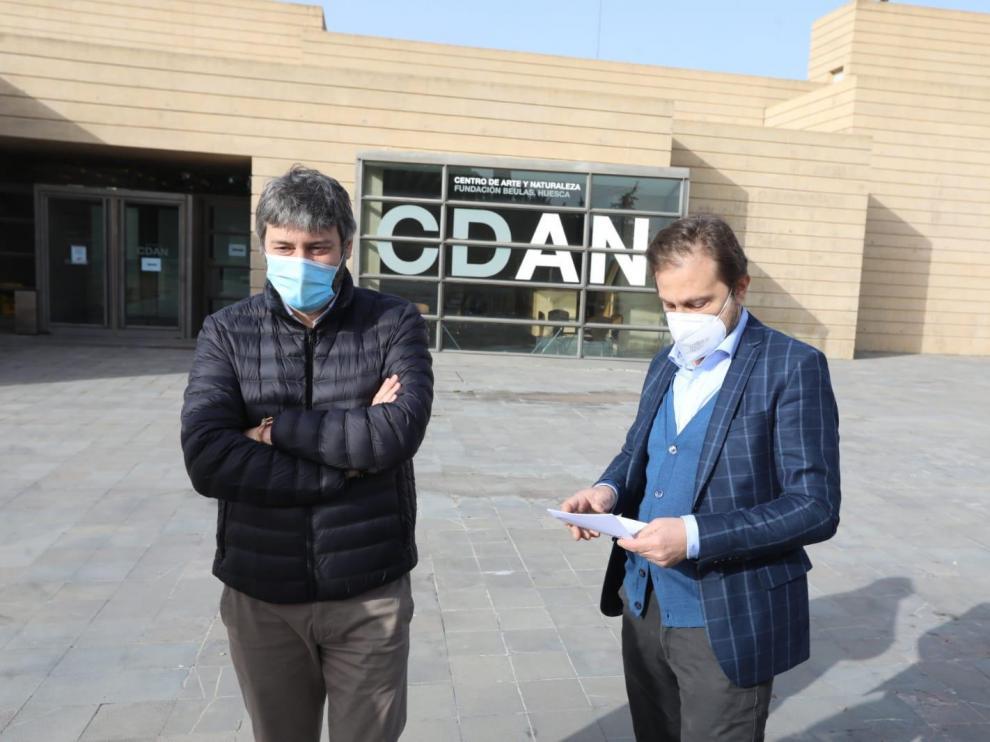 """El PP denunciará el """"abandono"""" del CDAN en las Cortes de Aragón"""