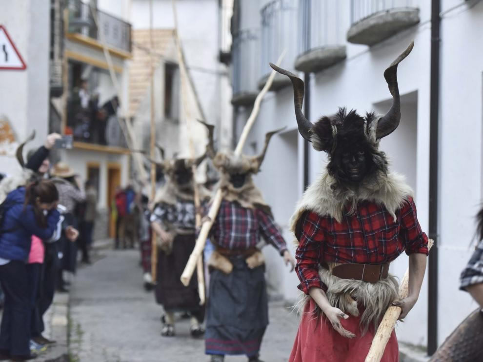 Bielsa cancela su ancestral Carnaval por primera vez en la historia