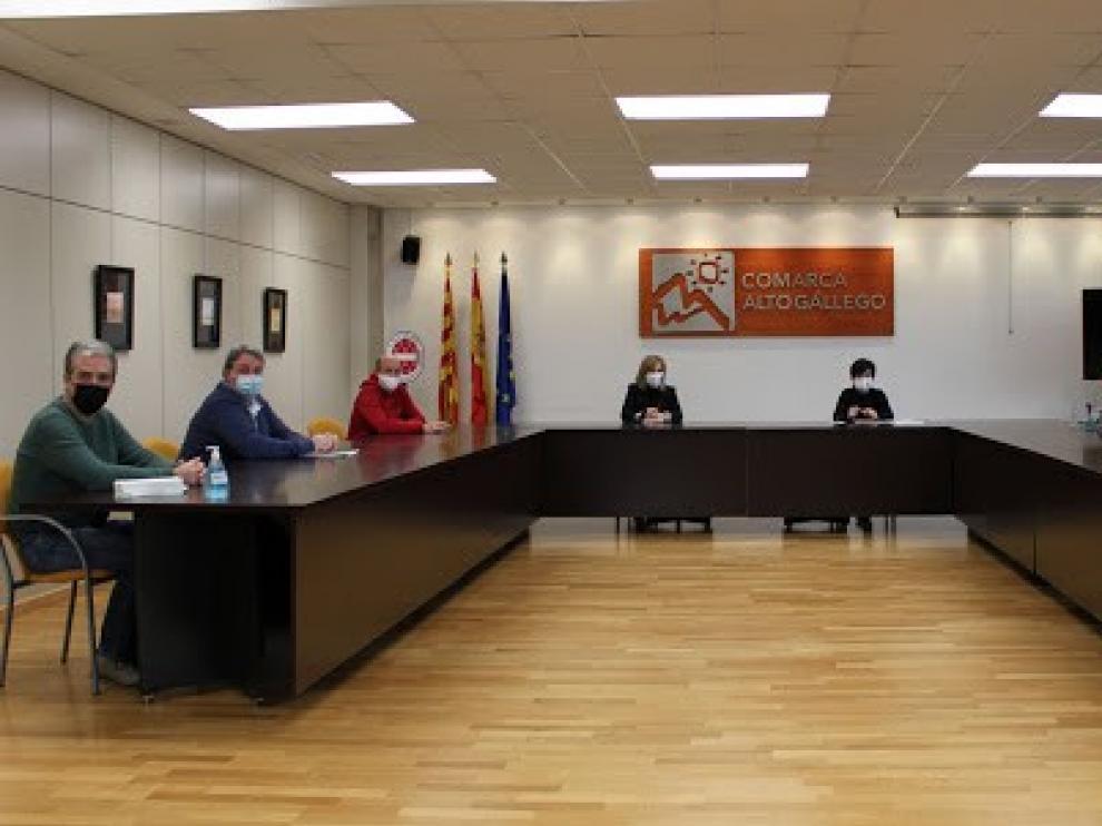 La Comarca Alto Gállego aprueba un presupuesto de 5.150.000 euros