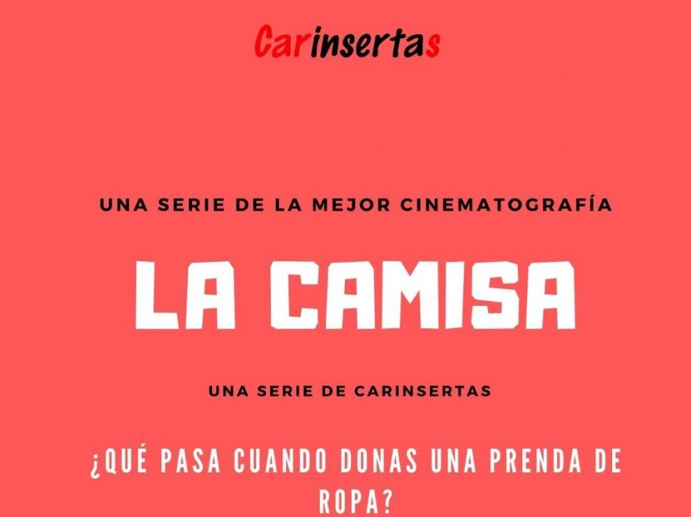 "Carinsertas produce una ""serie televisiva"" que titula ""La Camisa"""