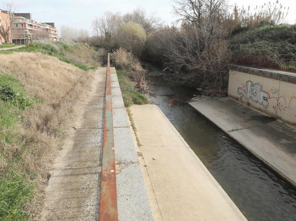 Piden al Ayuntamiento de Huesca más implicación con la renaturalización del Isuela