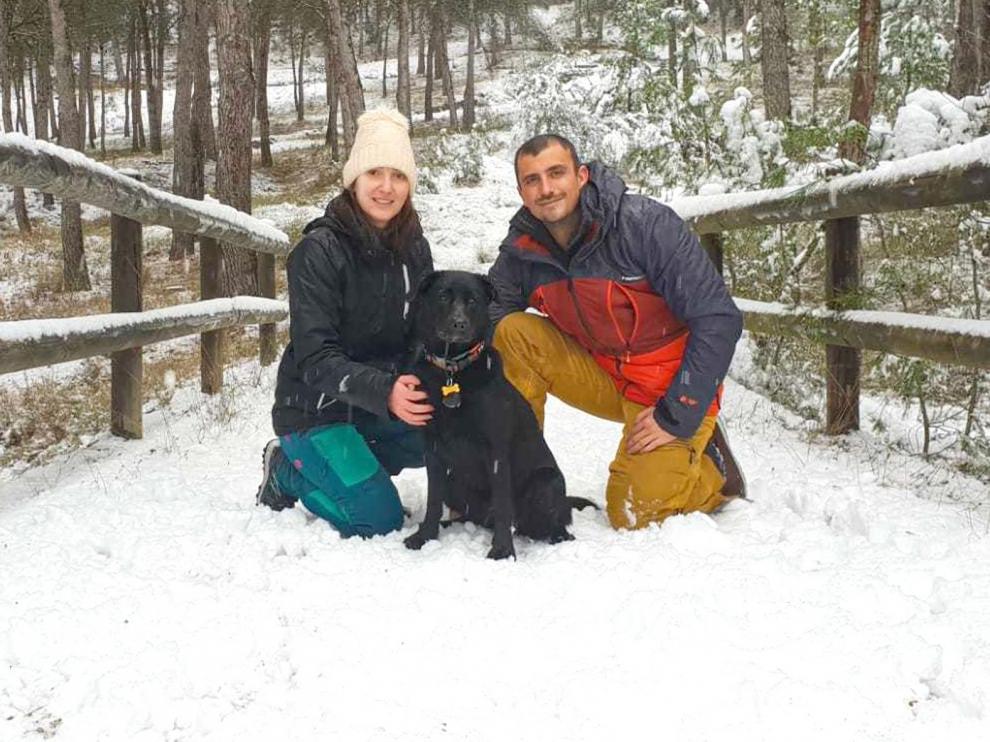 """Silvia Costa: """"Mi intención es quedarme a vivir en Ballobar y este alquiler es un paso"""""""