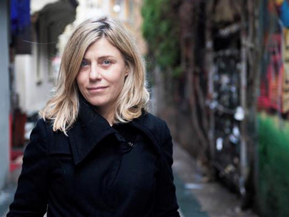 Judith Prat trae a Huesca un proyecto sobre el Sáhara