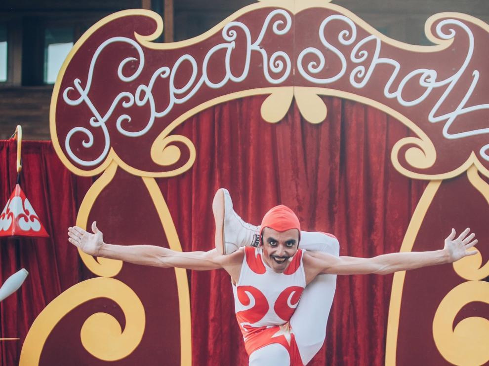 """Circo La Raspa: """"Cualquier cosa que imaginemos puede hacerse realidad"""""""